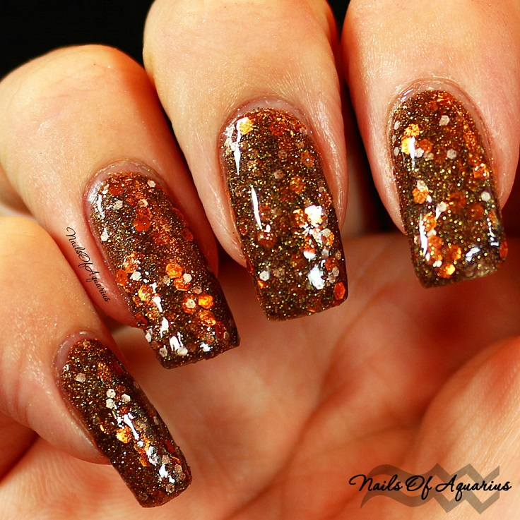 Top 10 Nail Art Designs Inspired By Fall Top Inspired