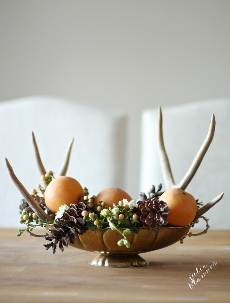 Top diy super quick and easy thanksgiving centerpieces