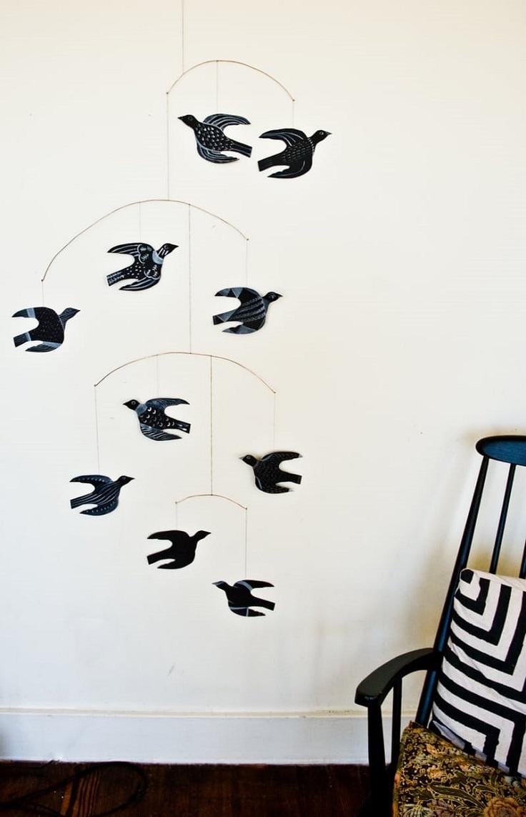 Birds-Mobile