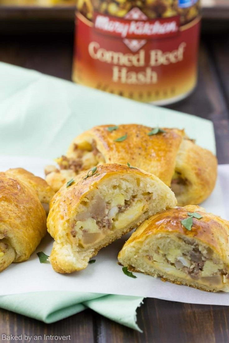 Top 10 Crescent Roll-Ups Recipes for Breakfast