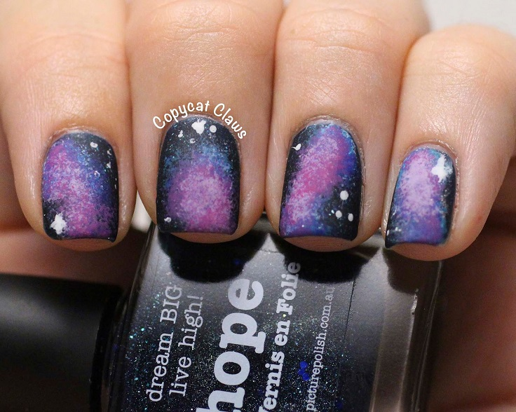 Top 10 Beautiful Matte Nail Art Ideas