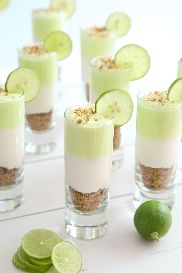Top 10 Super Easy and Delicious Dessert Shooters