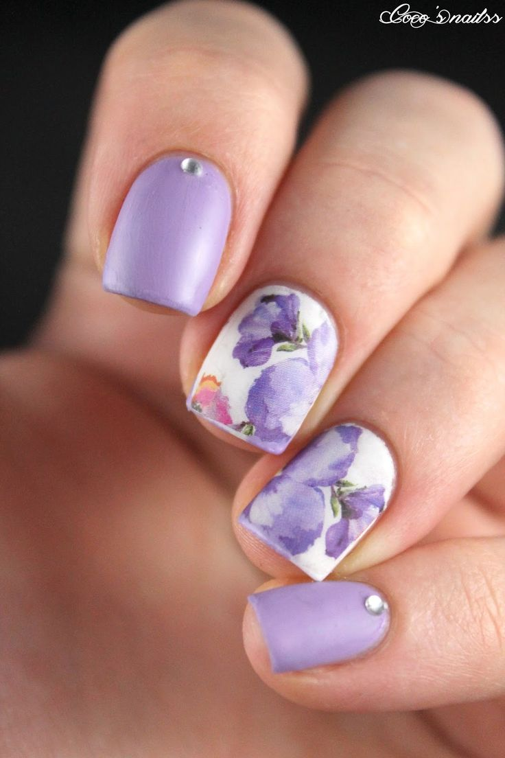 Lilac-Matte