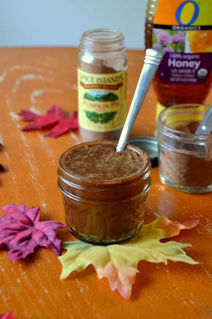Pumpkin-Spice-and-Honey-Face-Mask