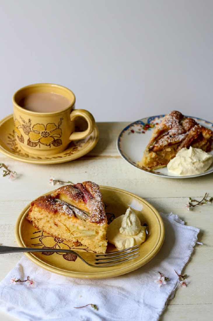 TOP 10 Rhubarb Recipes For Your Coffee Table