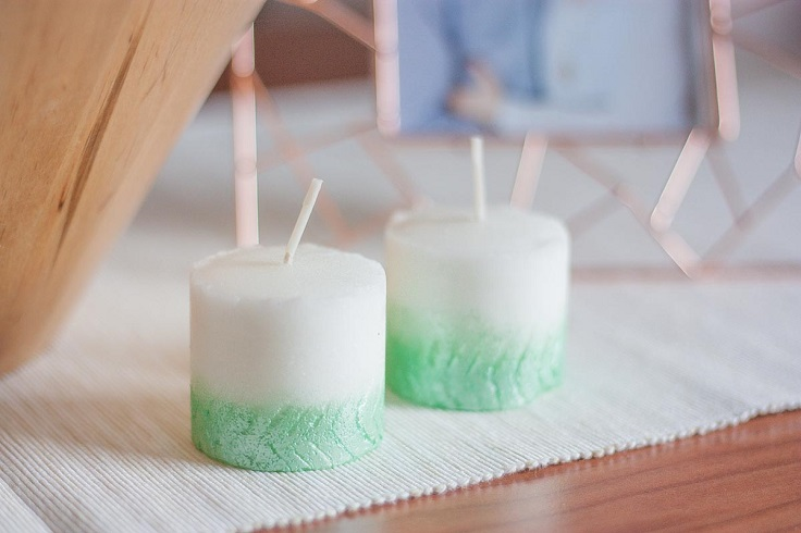 Top 10 DIY Ombre Home Decorations