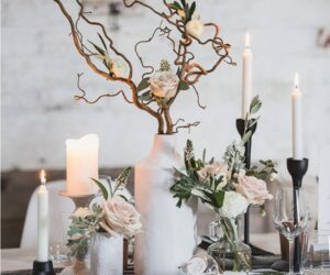 Top 10 Stunning Winter Wedding Centerpiece Ideas