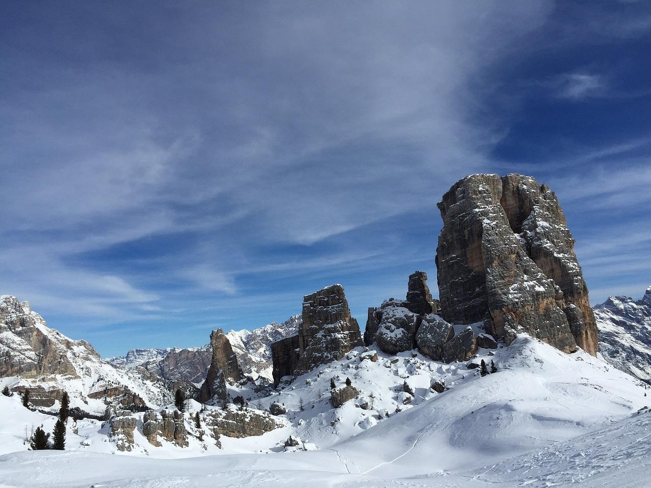 Cortina-d'Ampezzo-Italy