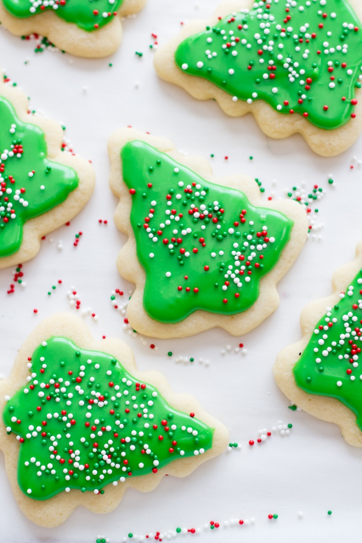 Top 10 Most Beautiful Festive Cookies To Make This
