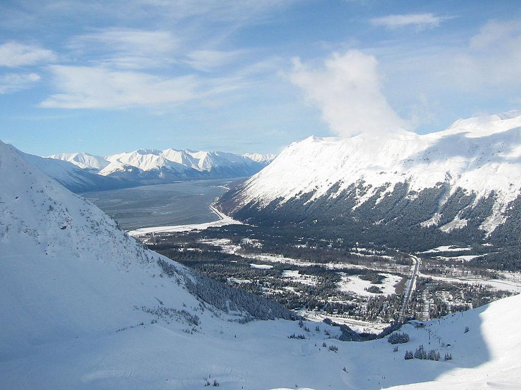 Girdwood-Alaska