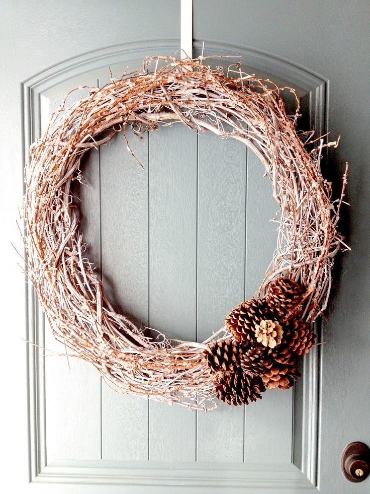 Top 10 Diy Wreaths For The Perfect Winter Wonderland Top