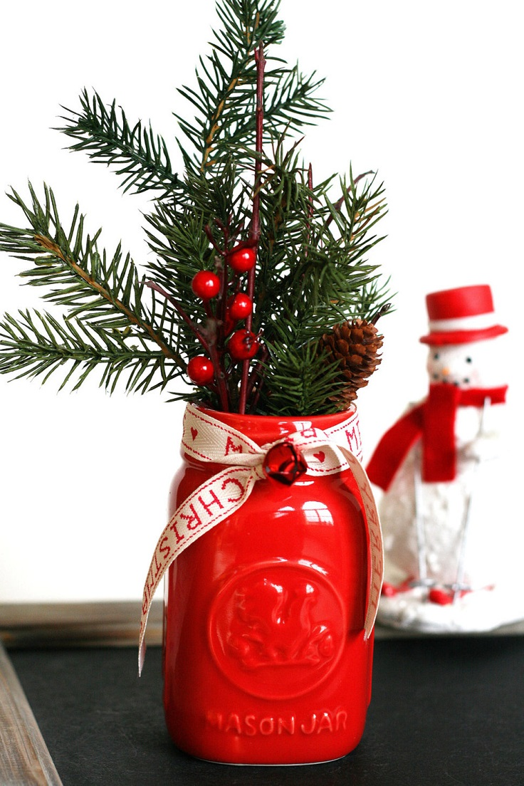 Top 10 DIY Crafts To Add Christmas Spirit in Your Home