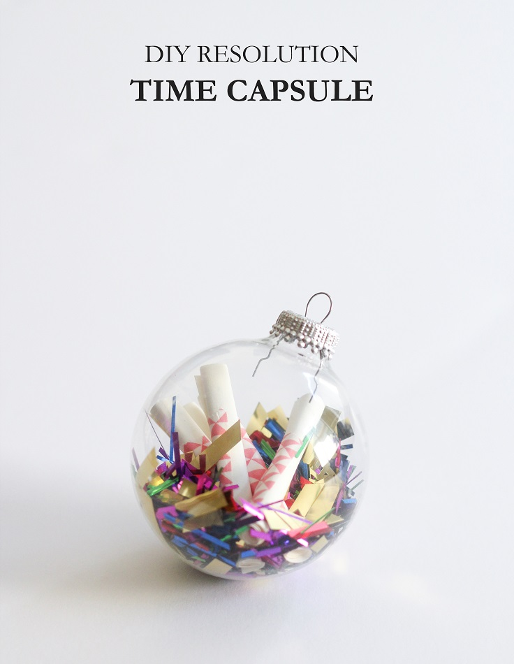 Resolution-Time-Capsule
