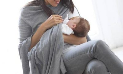 Although breastfeeding is nothing to be ashamed of, many moms aren't comfortable with doing it in public even though they don't mind others doing it. However, it is a fact that sometimes you just must feed your little one in public and the only solution to your problem is a nursing cover. These amazing covers are perfect for offering you privacy and a much needed feeling of security while breastfeeding in public or around family or friends.