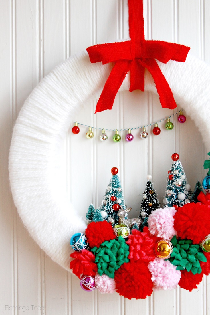 Top 10 DIY Wreaths for the Perfect Winter Wonderland - Top ...