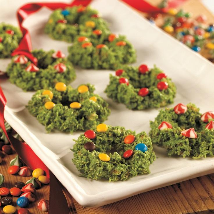 Wreath-Cookies