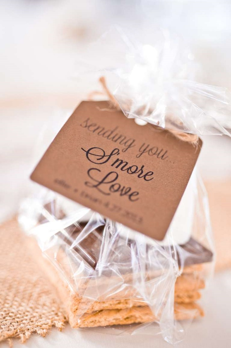 Top 10 Beautiful Wedding Favors Your Guests Will Love