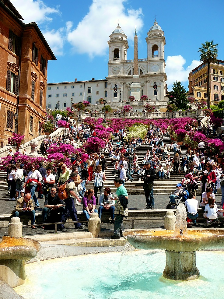 Top 10 beautiful places you must see in rome top inspired for Places you must visit in italy