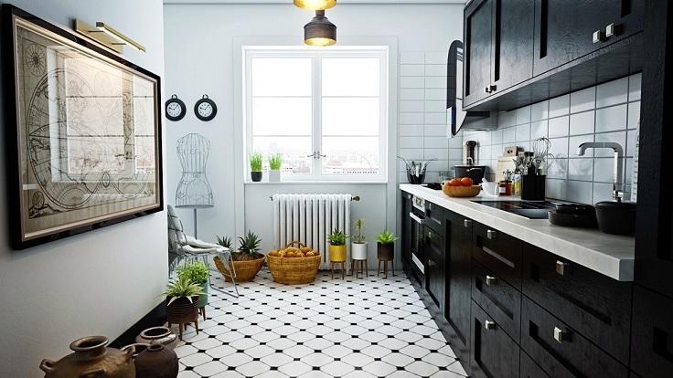 Top 10 Gorgeous Scandinavian Kitchen Ideas