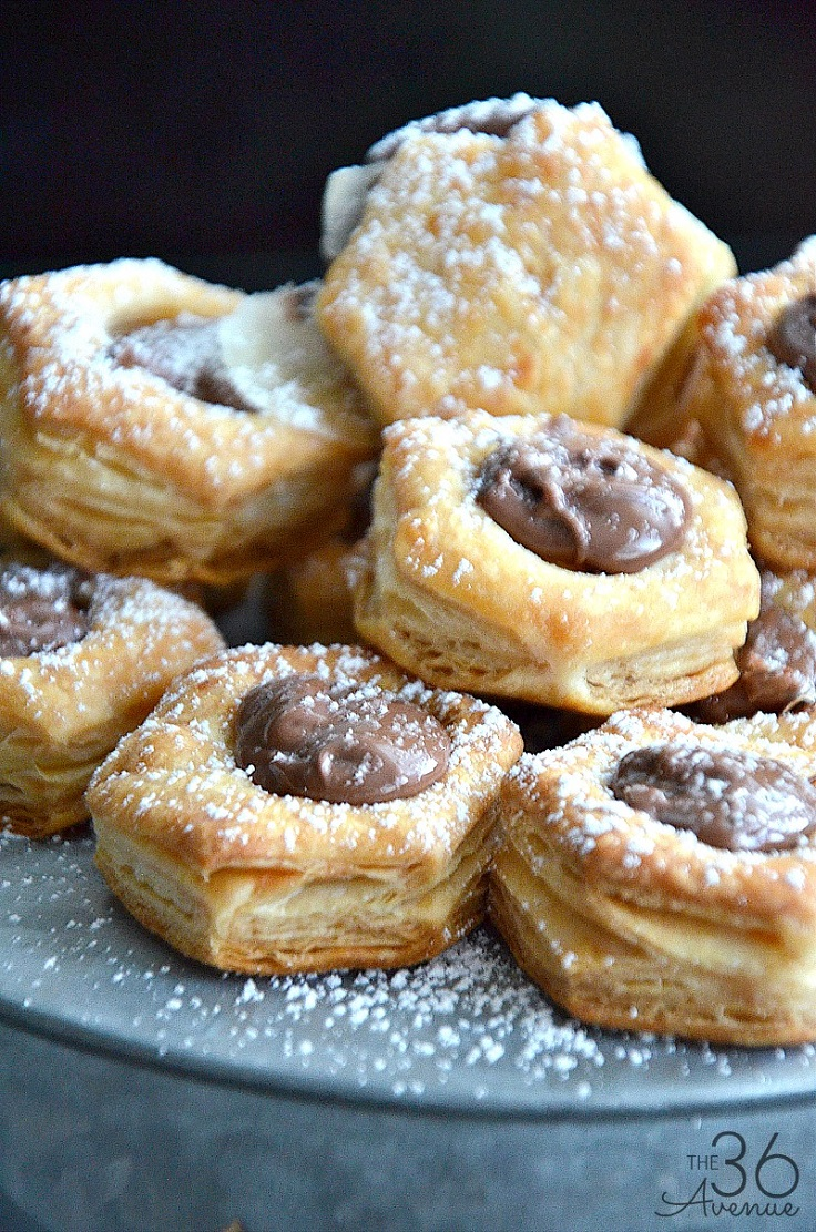 Chocolate-Puff-Bites