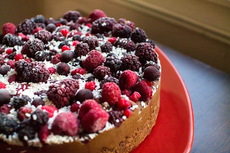 Forest-Chocolate-Cheesecake