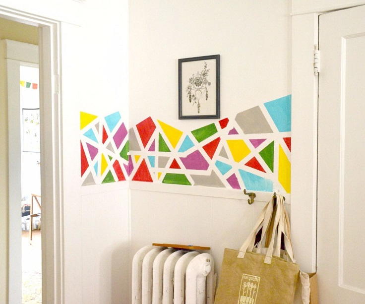 top 10 diy creative home decor inspired by geometry top inspired