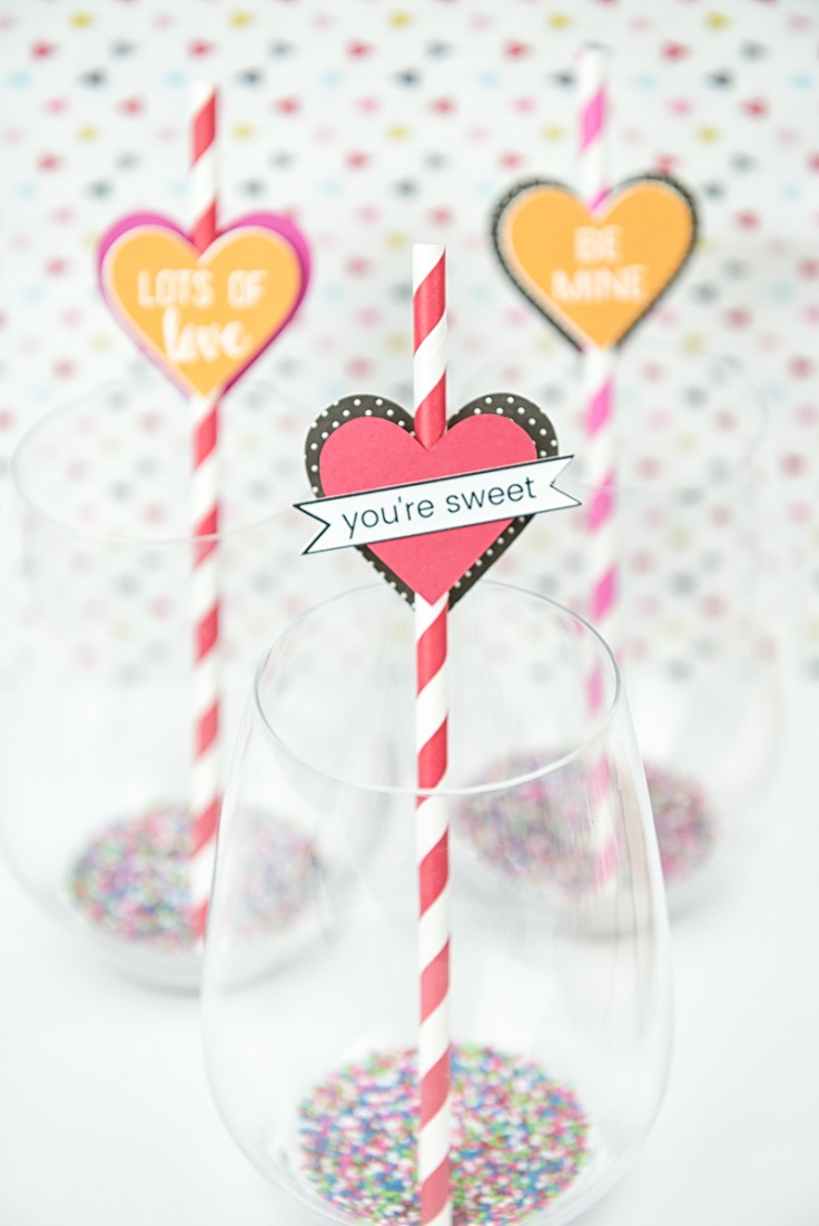 Heart-Straw-Toppers