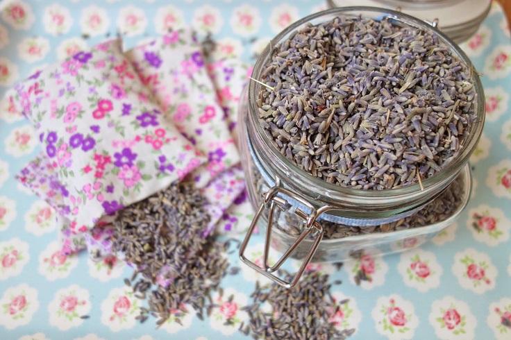 Lavender-Potpourri