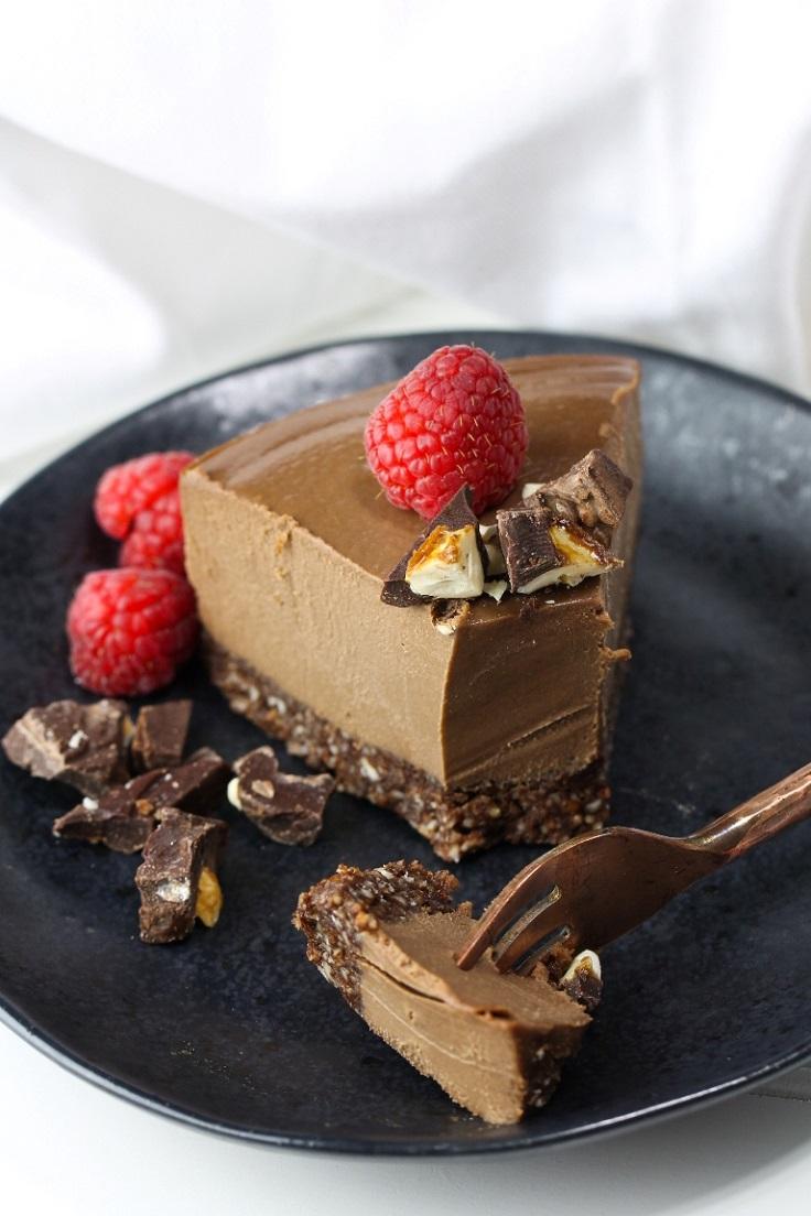 Luscious-Chocolate-Cheesecake