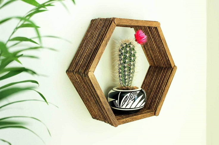 Top 10 DIY Creative Home Decor Inspired by Geometry