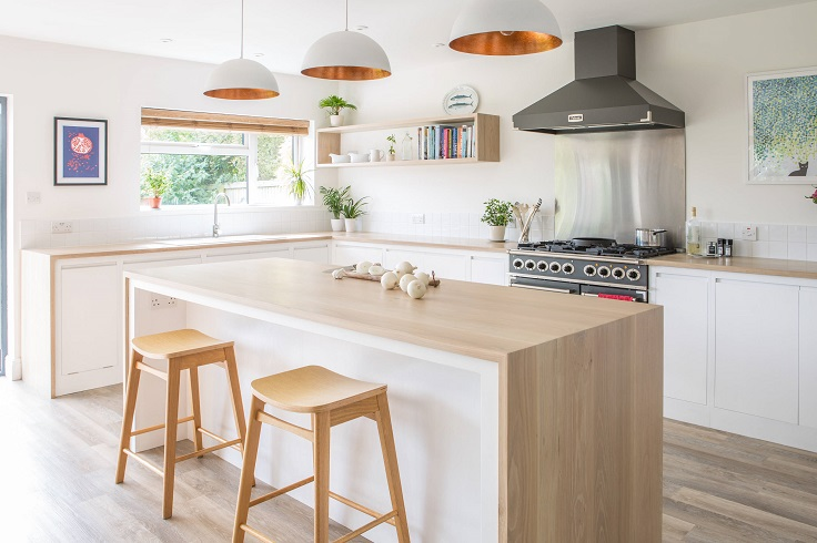 Top 10 Gorgeous Scandinavian Kitchen Ideas