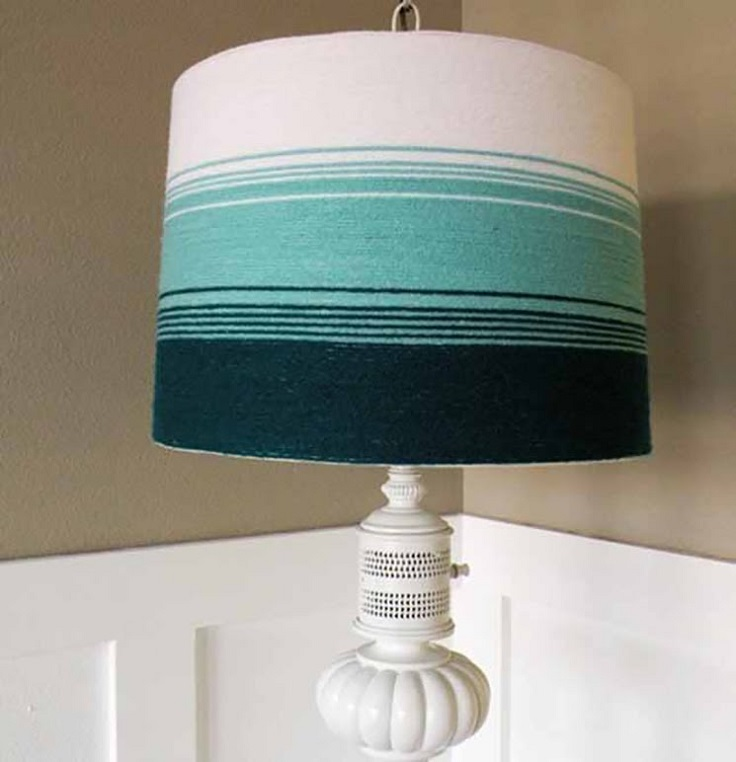 Top 10 DIY Creative Lamp Revamps