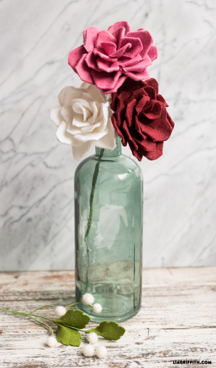 Top 10 Beautiful DIY Flower - Inspired Projects To Make This Spring