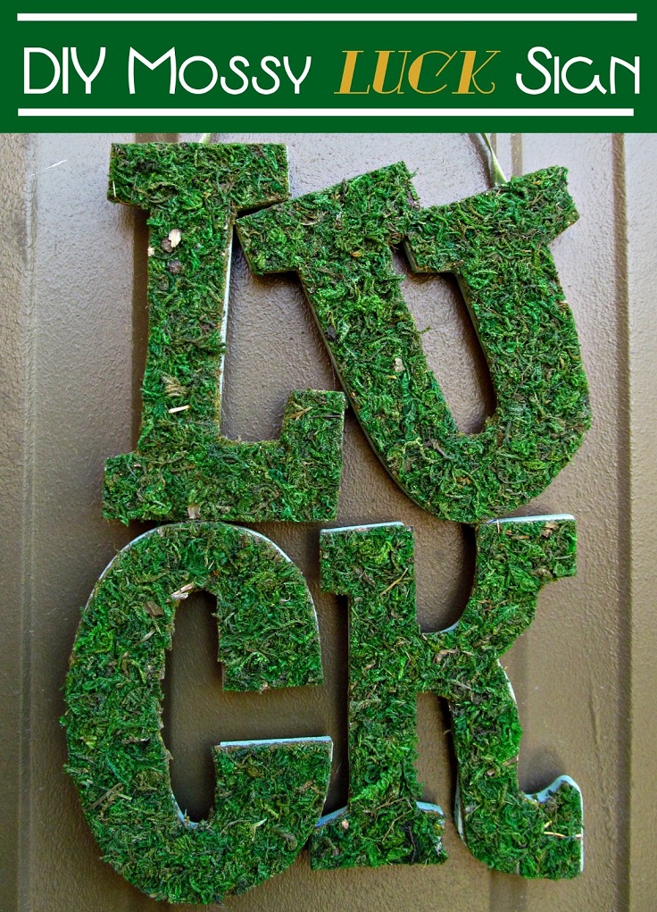 Mossy-Luck-Sign