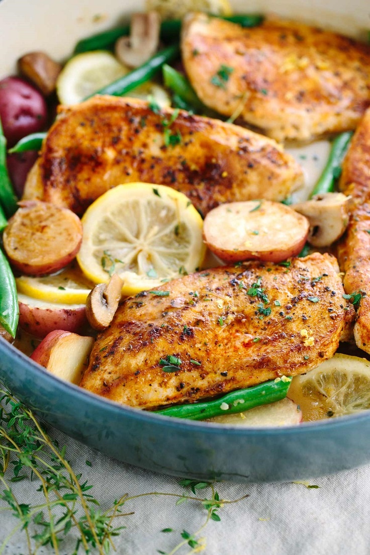 Top 10 Easy Chicken Recipes Ready in 30 Minutes or Less