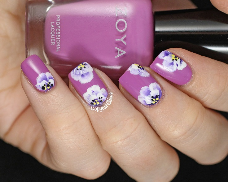 Top 10 Spring Nail Art You Are Going to Love