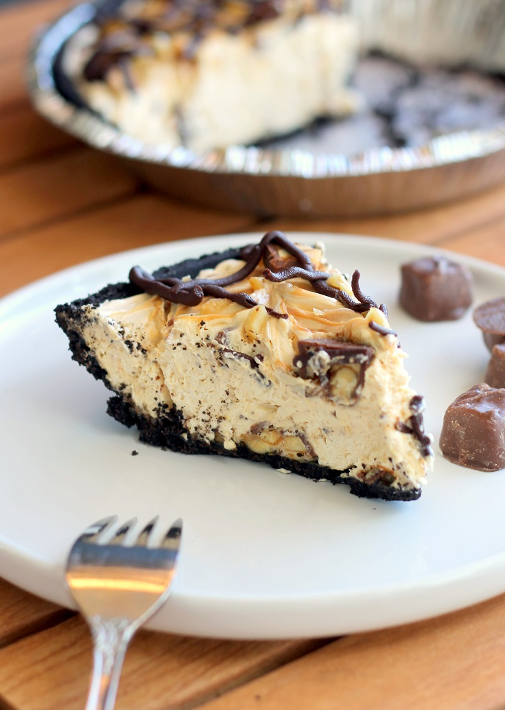 Snickers-Pie