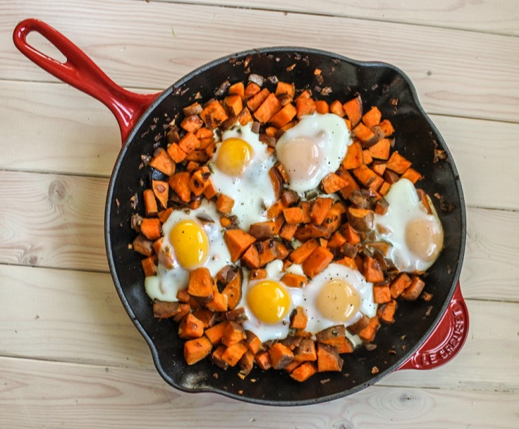 Spicy-Sweet-Potato-Hash-and-Eggs