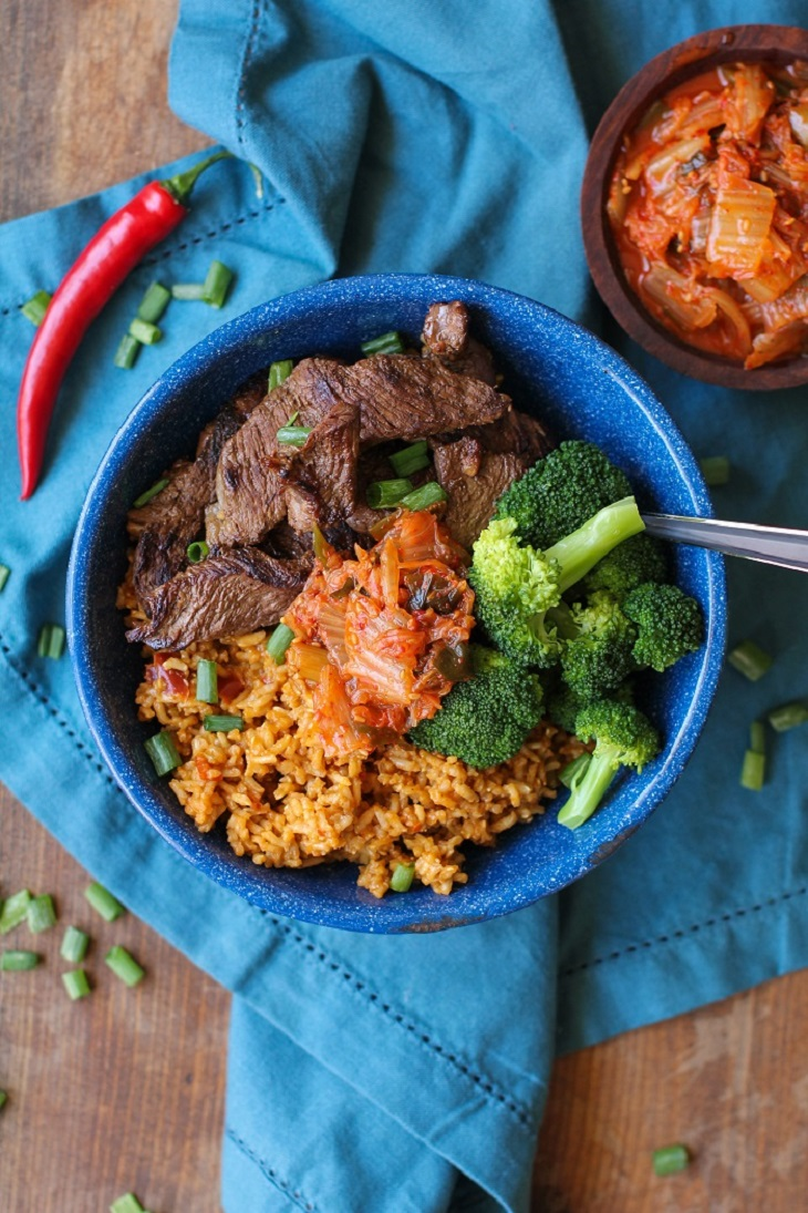 TOP 10 Korean Recipes