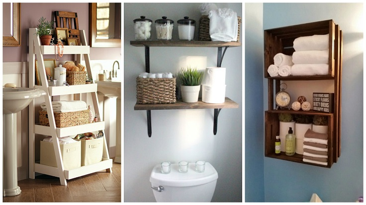 10 creative ways to decorate your bathroom crazyforus - How to decorate your bathroom ...