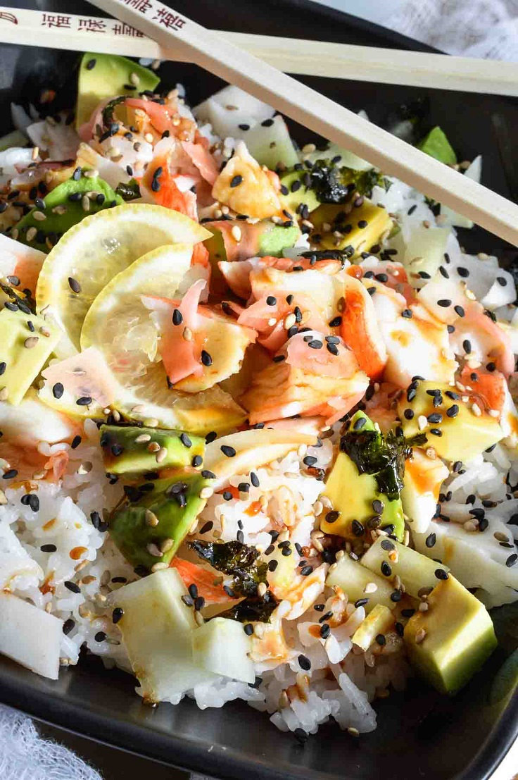 California-Roll-Sushi-Bowl