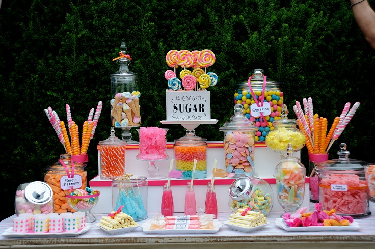 Top 10 Food Bar Ideas for Your Wedding Day