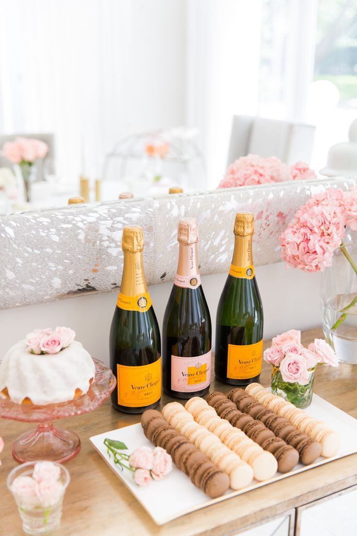 Champagne-and-Macarons