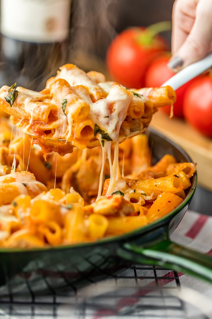Chicken-Parmesan-Pasta