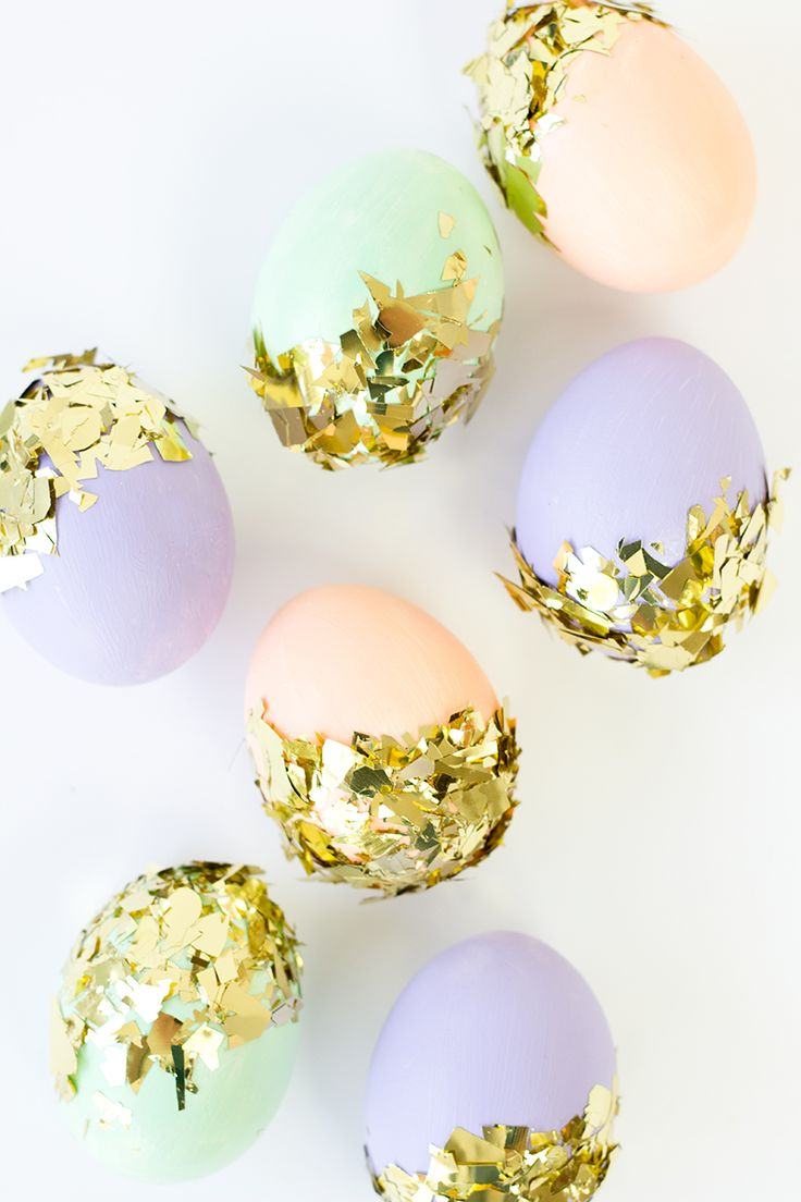 Confetti-Dipped-Easter-Eggs