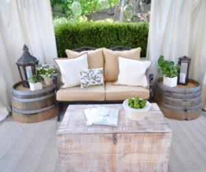 Top 10 Beautiful Outdoor Sitting Ideas