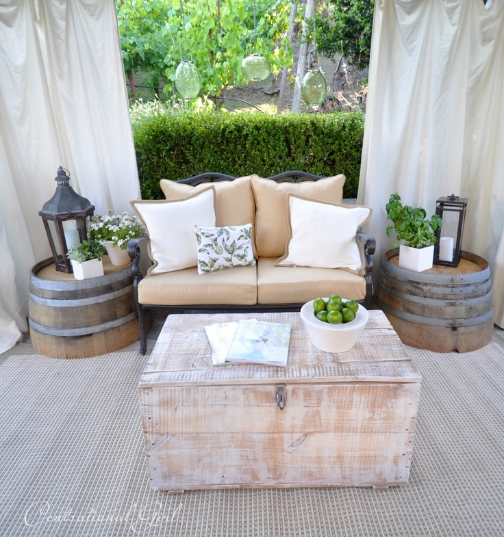 Top 10 Beautiful Outdoor Sitting Ideas
