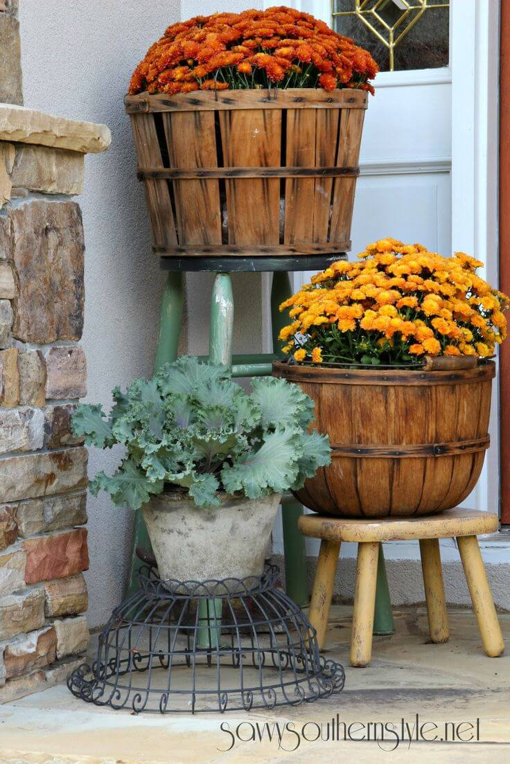 Top 10 Flower Pots That Will Make Your Porch Amazing Top
