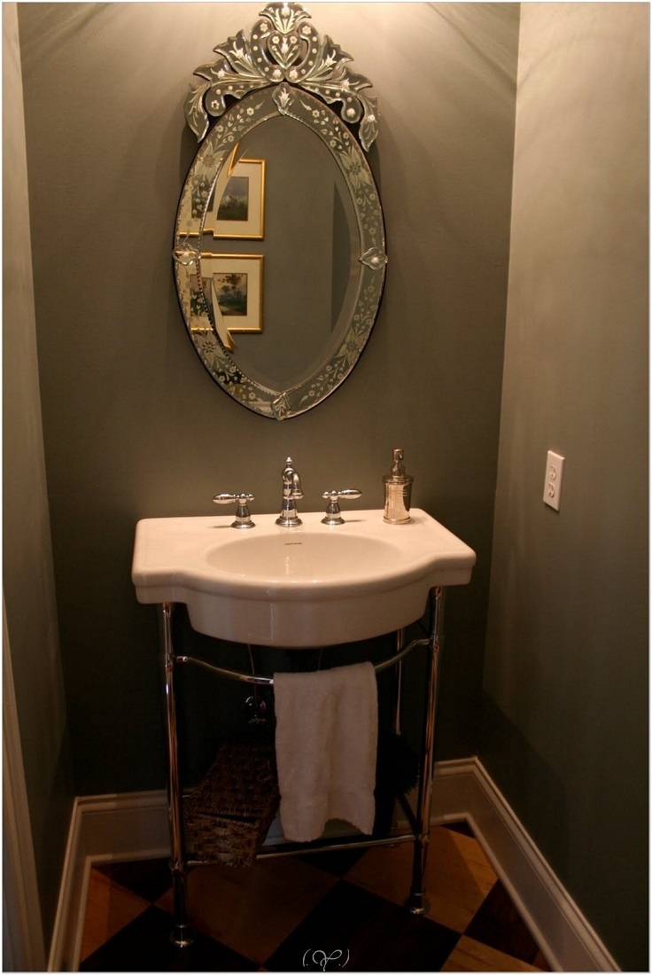 Top 10 creative ways to decorate your bathroom top inspired for Wall art for master bathroom