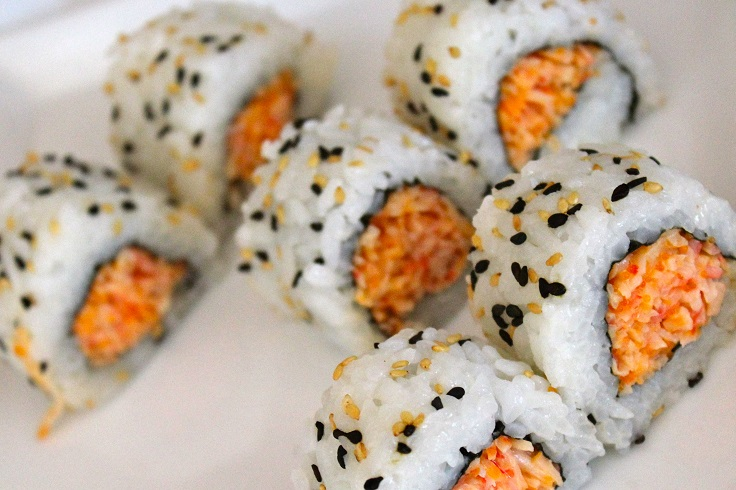 Spicy-Crab-Roll